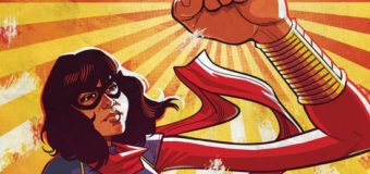 Ms. Marvel # 8 Review: Civil War II