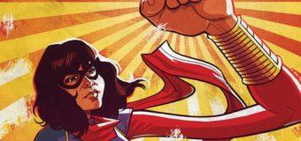 Ms. Marvel # 8 Review: Civil War II