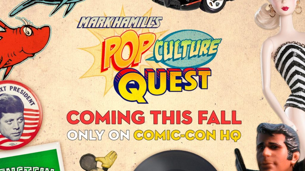 Pop Culture Quest tune in