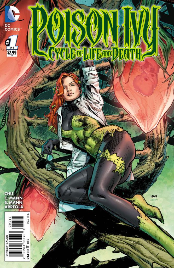 Gotham Poison Ivy DC Comics