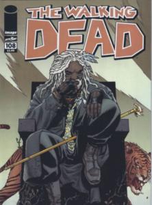 Walking Dead news Ezekiel Shiva