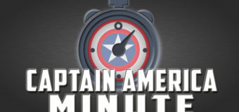 Introducing A New Podcast: Captain America Minute!