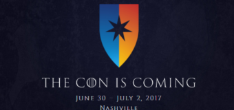And Con of Thrones Makes Three! The Newest Game of Thrones Convention