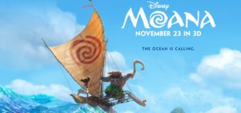 Disney's Moana Official Teaser Trailer Finally Arrives