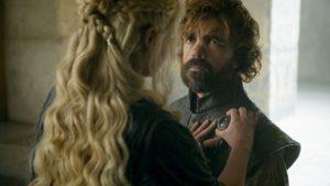 Game of Thrones final episode count Hand of the Queen