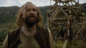 Game of Thrones Season 6 Sandor Clegane
