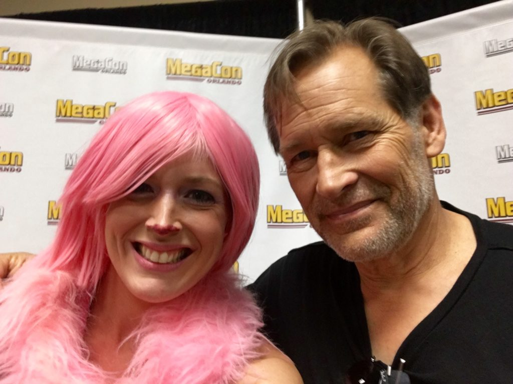 James Remar and Tara Lynne MegaCon 2016