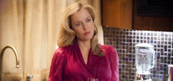 "Gillian Anderson Cast in ""American Gods"""