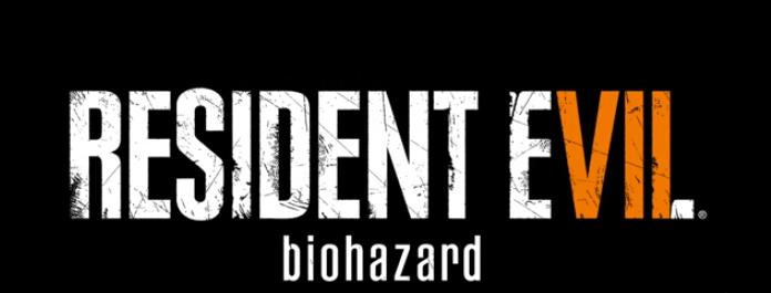 Resident Evil 7 logo Capcom