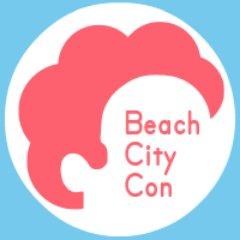 small beach city