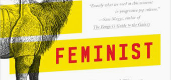 "Everyone Read ""The Geek Feminist Revolution"""