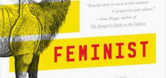"Everyone Read ""The Geek Feminist Revolution"""