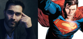 """Supergirl"" Has Found Its Superman – And It's Tyler Hoechlin!"