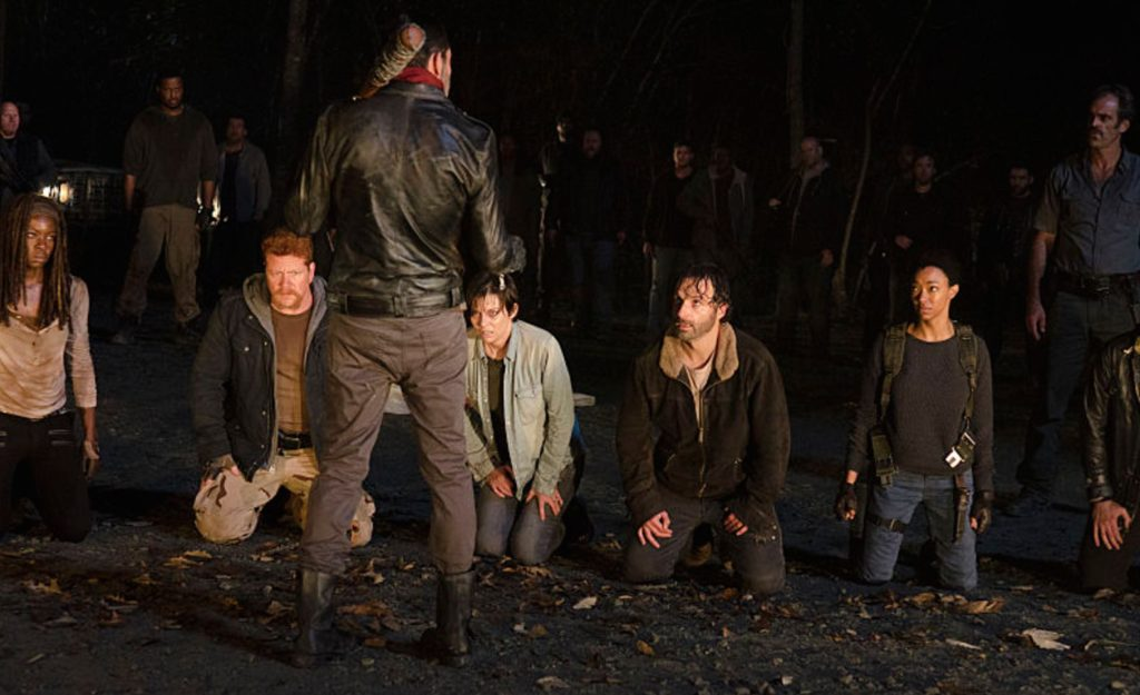 Walking Dead news season 6 finale Negan