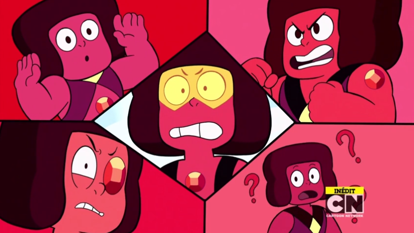 steven universe masterpost which ruby are you