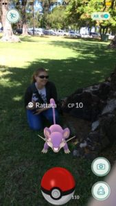 Pokemon GO Rattata The Geekiary