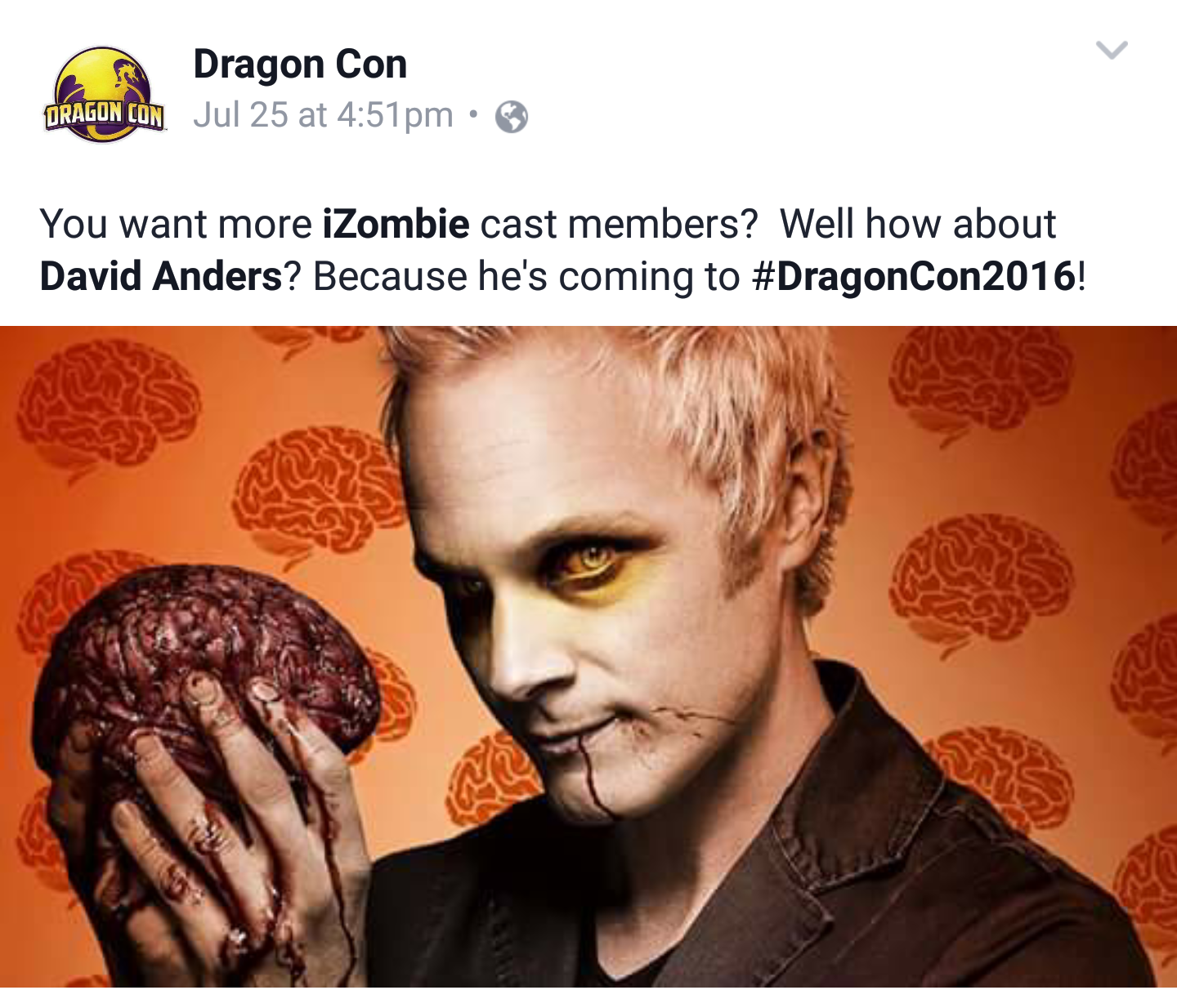 iZombie actors