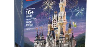 Disney Landmark Comes to LEGO Form