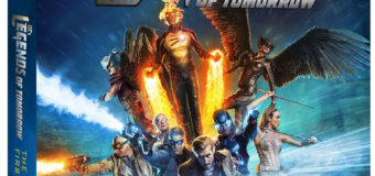 DC's Legends of Tomorrow: The Complete First Season Blu-Ray and DVD Release Date Announced!