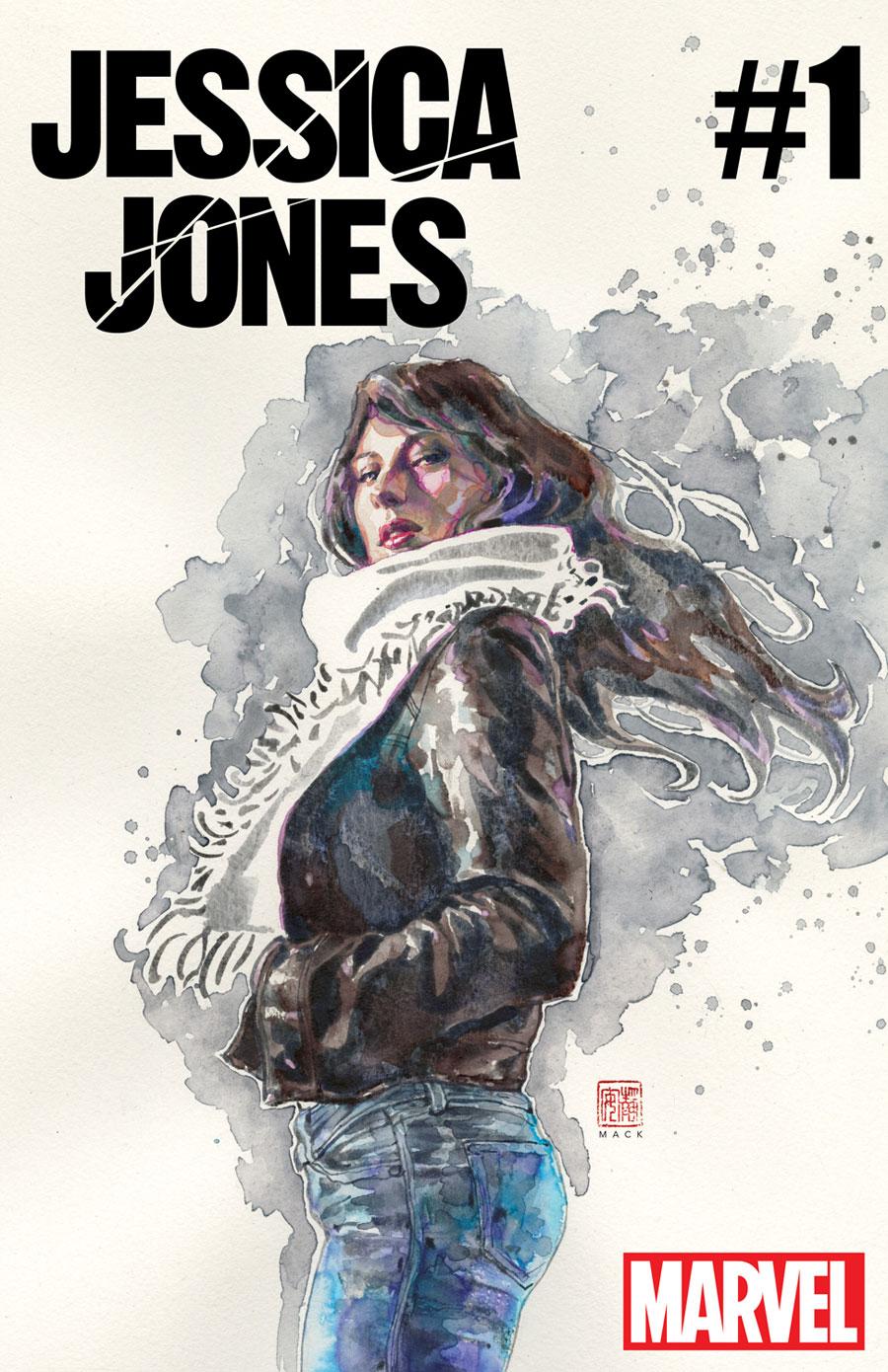 Jessica Jones Marvel NOW