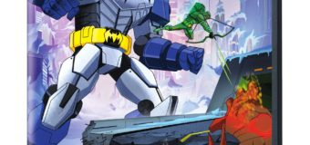 'Batman Unlimited: Mechs vs. Mutants' DVD Review