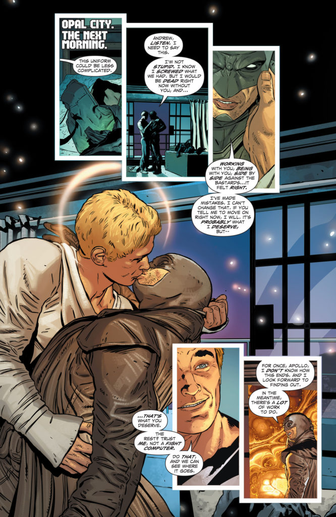 Midnighter (2015-) 012-020
