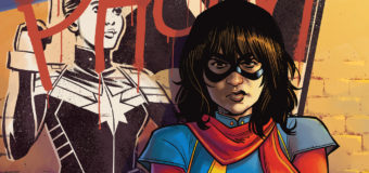 Ms. Marvel #9 Review: Civil War II