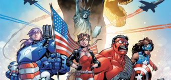 S.H.I.E.L.D. Can No Longer Be Trusted – Introducing the U.S.Avengers