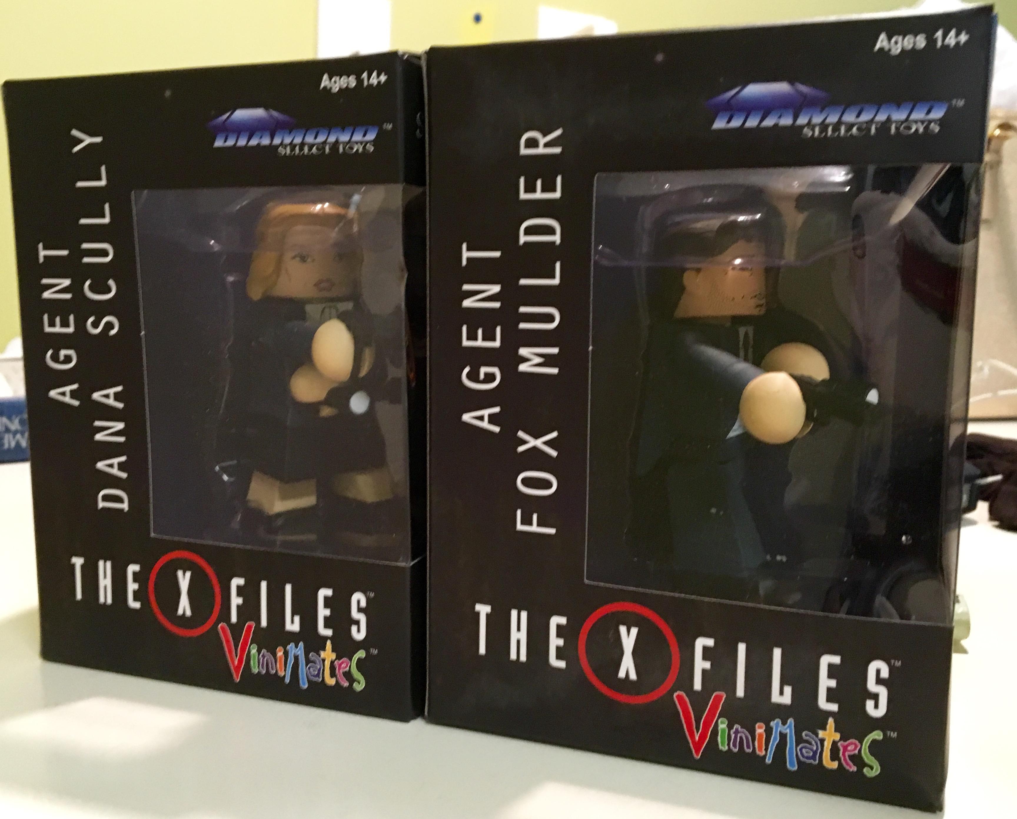 X-Files reboot Vinimates