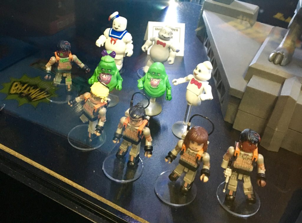 Diamond Select Toys Comic-Con 2016 Ghostbusters