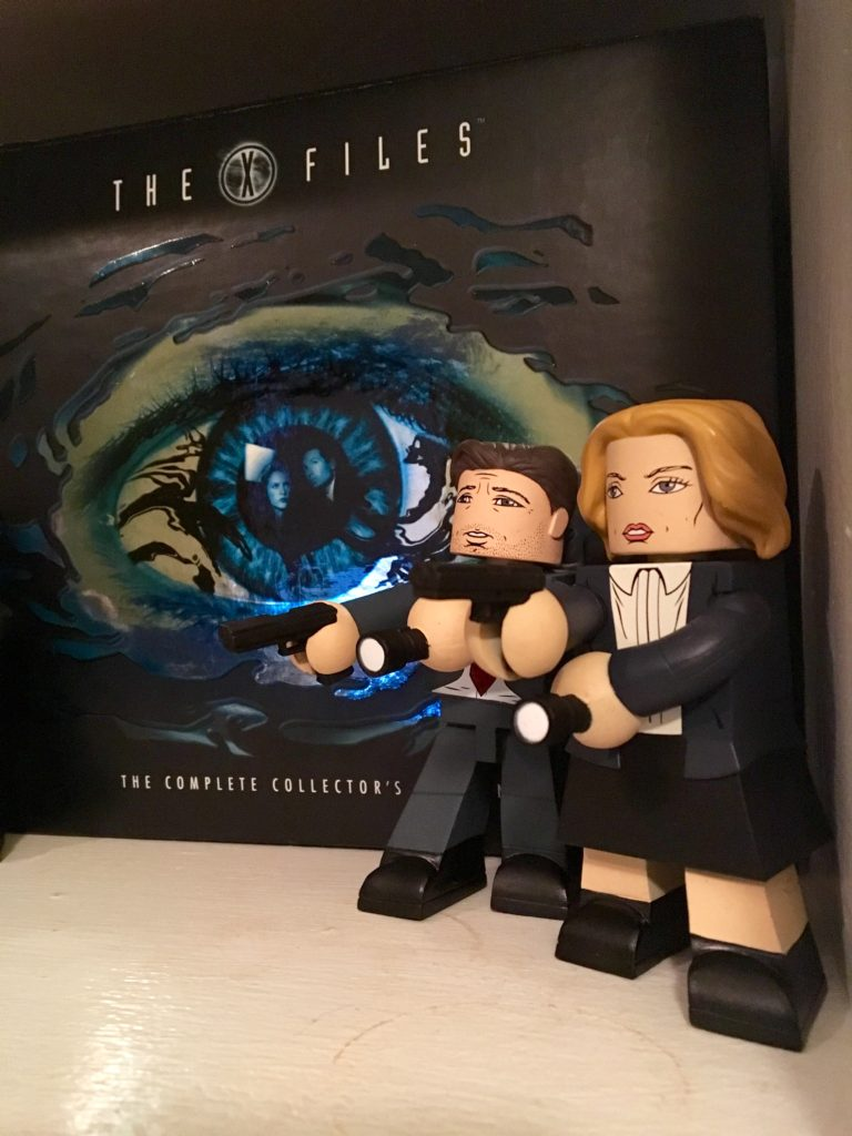 X-Files reboot Vinimates