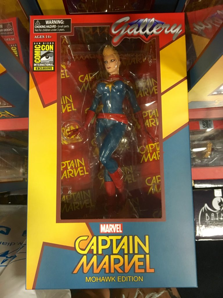 Diamond Select Toys Comic-Con 2016 Captain Marvel