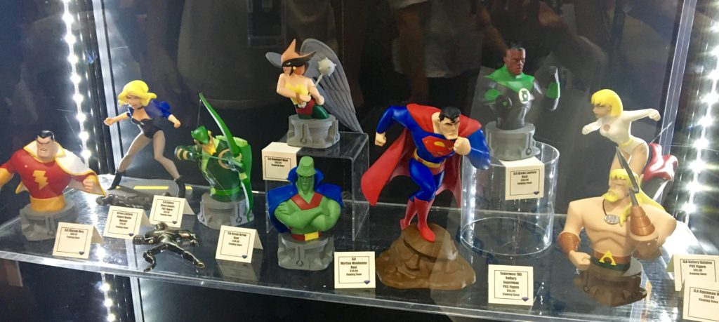 Diamond Select Toys Comic-Con 2016 DC