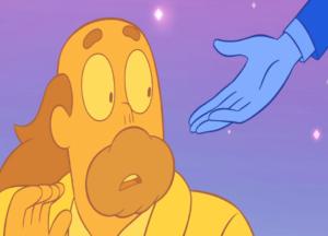 Mr. Greg Steven Universe