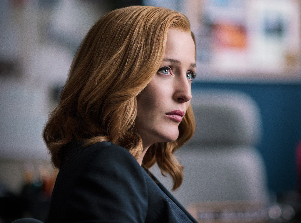 Gillian Anderson Dragon Con 2016 Dana Scully