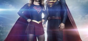 Our First Look at Supergirl AND Superman!