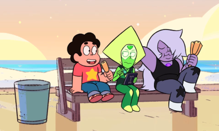 Too Short to Ride Steven Universe Shorty Squad