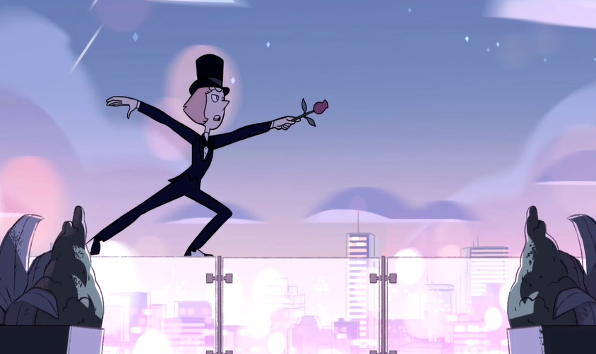 Mr. Greg Steven Universe Pearl war and glory reinvention