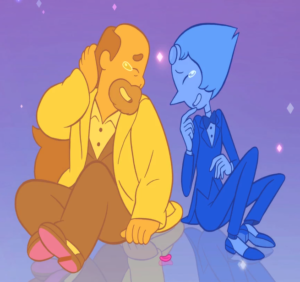 Mr. Greg Steven Universe Greg Universe Pearl you know Rose