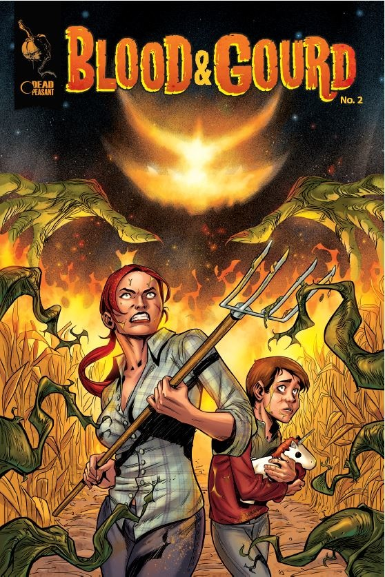 Blood and Gourd Issue 2 Blood & Gourd