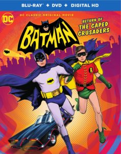Geekiary News Briefs Batman Return of the Caped Crusaders