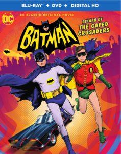 Geekiary News Briefs Batman Return of the Caped Crusaders