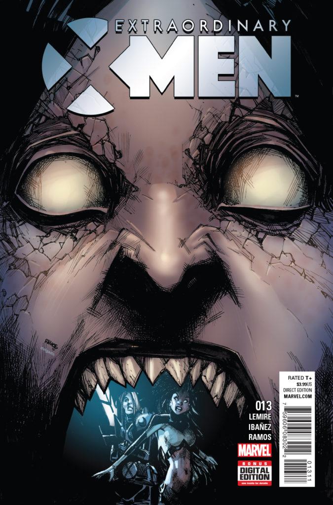 Extraordinary X-Men Kingdoms Fall