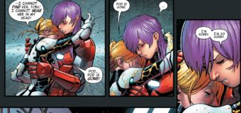 New Avengers Issue 15 Reveals Two Queer Females in the Team!