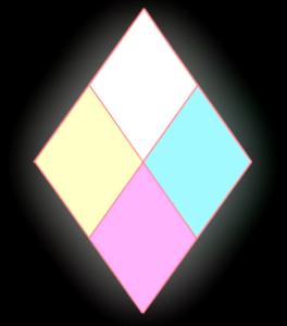 Beta and Earthlings Steven Universe Diamonds