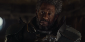 new Rogue One trailer Forest Whitaker