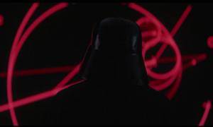 new Rogue One trailer Darth Vader