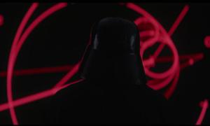 new Rogue One trailer Darth Vader