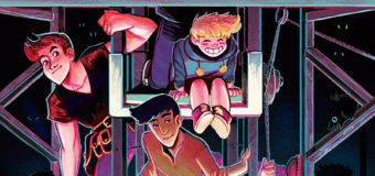 'The Backstagers' Issue 1 Preview Released! Boasts Racial and Sexually Diverse Cast!