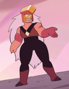 Crack the Whip Steven Universe Jasper